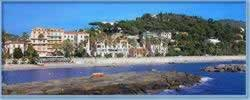 Imperia holidays on line sea art city hotels bed breakfast residence villas self-catering accommodation.