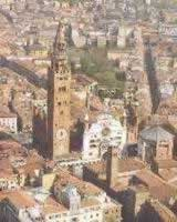 Cremona holidays on line art city travel hotels bed breakfast residence villas self-catering accommodation.