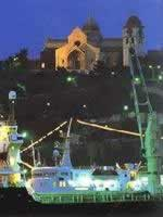 Ancona holidays on line art city sea travel Marche hotels bed breakfast residence self-catering accommodations.