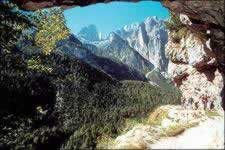 Fai della Paganella holidays on line mountain travel hotels bed breakfast residence self-catering accommodation.